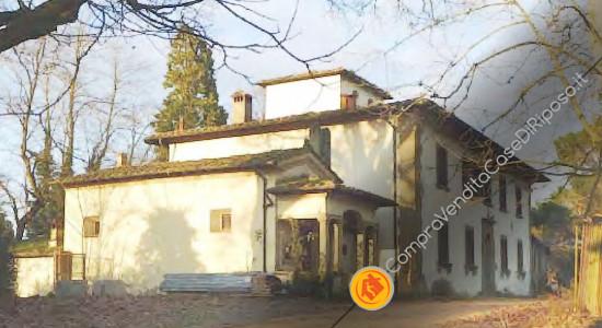 Vendesi immobile a destinazione RSA a Firenze - villa edificio 1