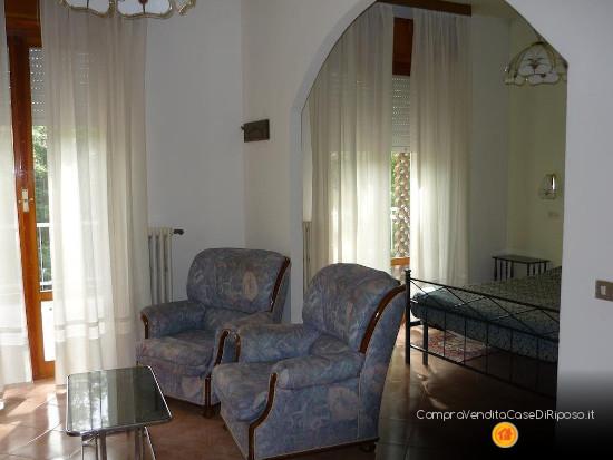 hotel con destinazione casa di riposo - stanza