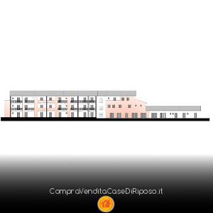 Scheda Compravendita Case di Riposo - Terreno con progetto per R.S.A. in vendita a Livorno - Copertina