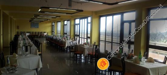 immobile a reddito con casa di riposo - sala da pranzo