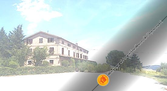 affittasi immobili destinazione casa di riposo Macerata - edificio 3 - vista dal viale