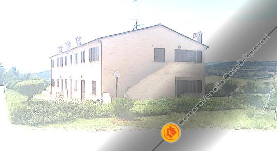 affittasi immobili destinazione casa di riposo Macerata - edificio 5 - facciata