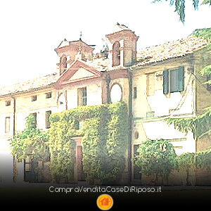 affittasi immobili destinazione casa di riposo Macerata - edificio 1 - copertina