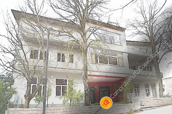 vendesi comunità integrata anziani a Olbia - facciata