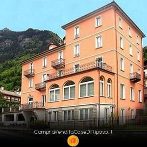 Scheda Compravendita Case di Riposo - casa di riposo in vendita in provincia di Verbania - Copertina