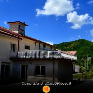 Scheda Compravendita Case di Riposo - casa di riposo in vendita in provincia di Avellino - Copertina