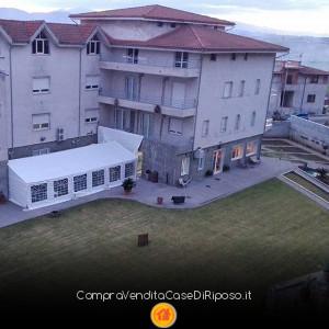 Scheda Compravendita Case di Riposo - casa di riposo in vendita in provincia di Benevento - Copertina
