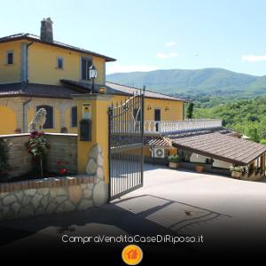 Scheda Compravendita Case di Riposo - casa di riposo in vendita in provincia di Roma - Copertina