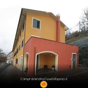 Scheda Compravendita Case di Riposo - casa di riposo in vendita in provincia di Massa - Copertina