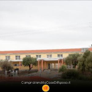 Scheda Compravendita Case di Riposo - casa di riposo in vendita in provincia di Cagliari -Copertina
