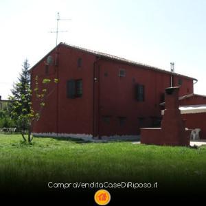 Scheda Compravendita Case di Riposo - immobile a reddito in vendita in provincia di Ravenna - Copertina