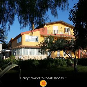 Scheda Compravendita Case di Riposo - casa di riposo in vendita in provincia di Ragusa - Copertina