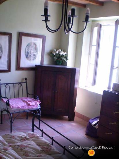 Immobile destinazione casa famiglia - camera doppia