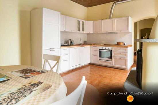 immobile adatto a casa di riposo - cucina