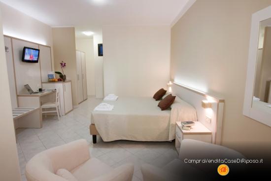 hotel destinazione casa di riposo - camera superior